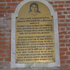Pocahontas Commemorative Stone