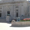 Entrance to Bancroft Hall from Tecumseh Court