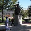 Tecumseh statue