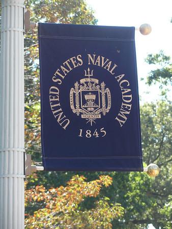 2007 - Sep 17 - Annapolis & USNA