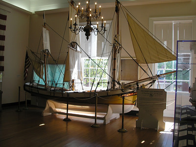 Replica in Maryland State House