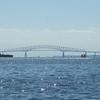 Francis Scott Key Bridge (?) over Patapsco River