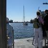 Sailboat on Inner Harbor