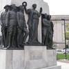 Monument honoring Black Soldiers