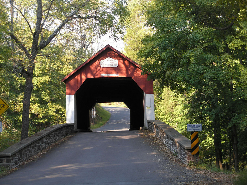 Frankenfield Covered Bridge