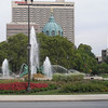 Logan Circle with Cathedral of Saints Peter & Paul