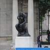 Rodin's The Thinker statue