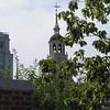 Bell tower over Carpenters' Hall