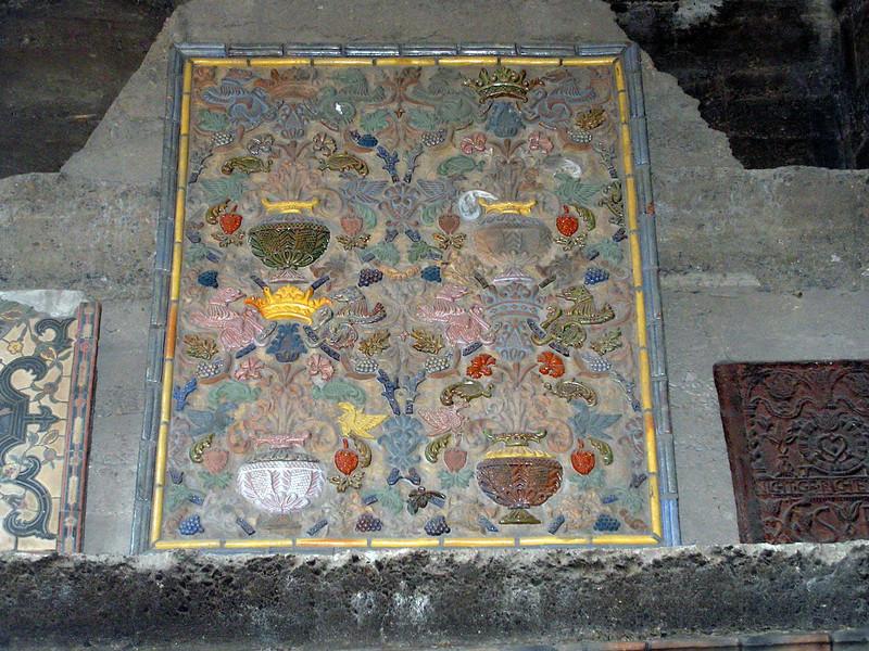 Moravian Tile