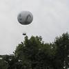 Balloon over Philadelphia Zoo