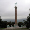 Monument to Civil War warriers