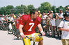 August 2007 Green Bay Packers Training Camp