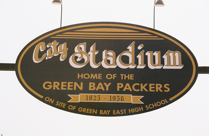 August 2007 Green Bay Packers Training Camp.