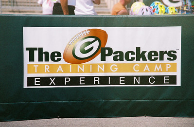 2007 August Green Bay Packers Training Camp