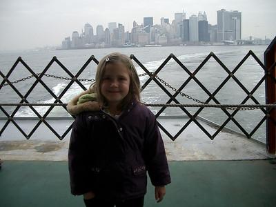2007 December New York City