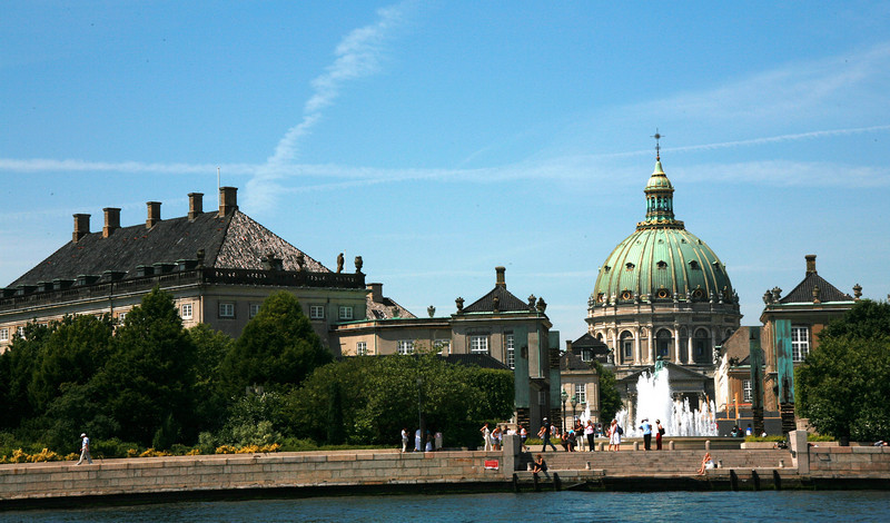 Danish Royal Palace