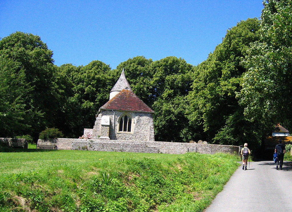 Southease Church Sussex