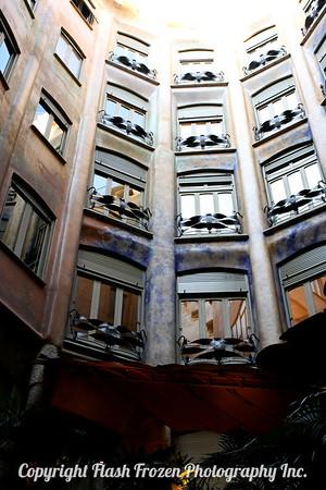 Barcelona - Gaudi Buidling