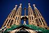 La Segura Familia (The Goudy Church) Barcelona, Spain