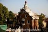 Gaudi - Park Guell, Barcelona