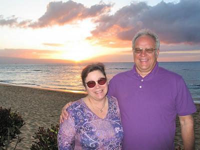 11 - Kanapali Beach Club at sunset