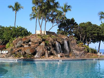 08 - Kanapali Beach Club pool