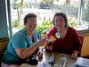 32 - Beth and Jo at the Poipu Beach Broiler