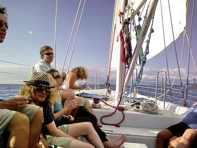 12 - America II racing yacht