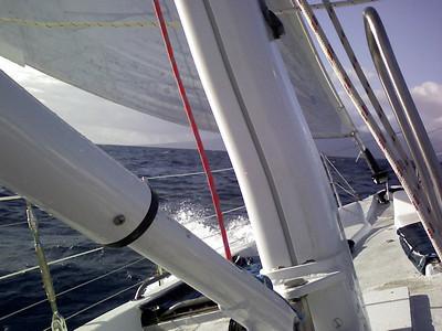 13 - America II racing yacht