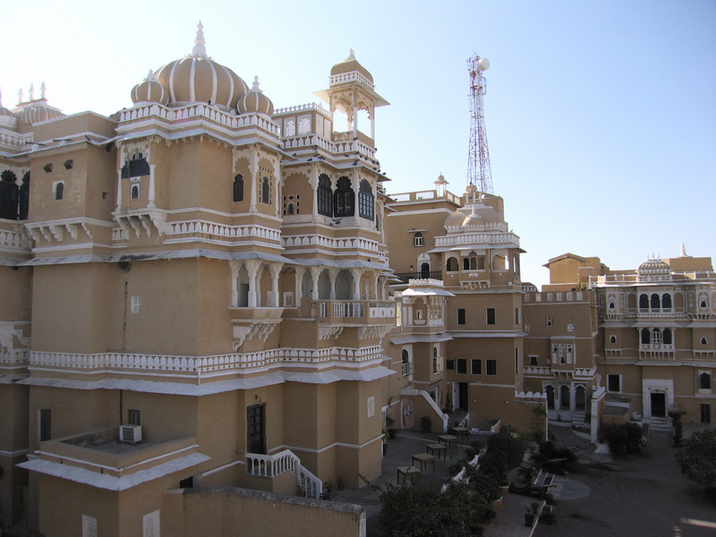 Deogarh Mahal Palace hotel