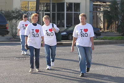 2007 - Feb 26 - Mar 2 - Katrina Relief - New Orleans