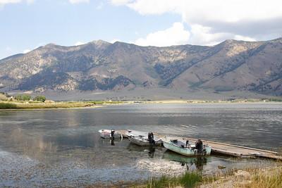 Henry's Lake in NE Idaho.
