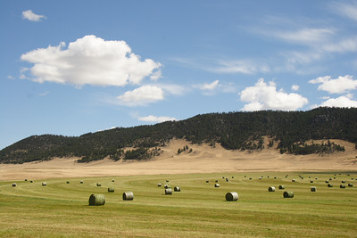 Ranch outside of Martinsdale.
