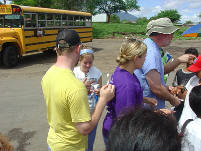 2007 Nicaragua Medical Campaign