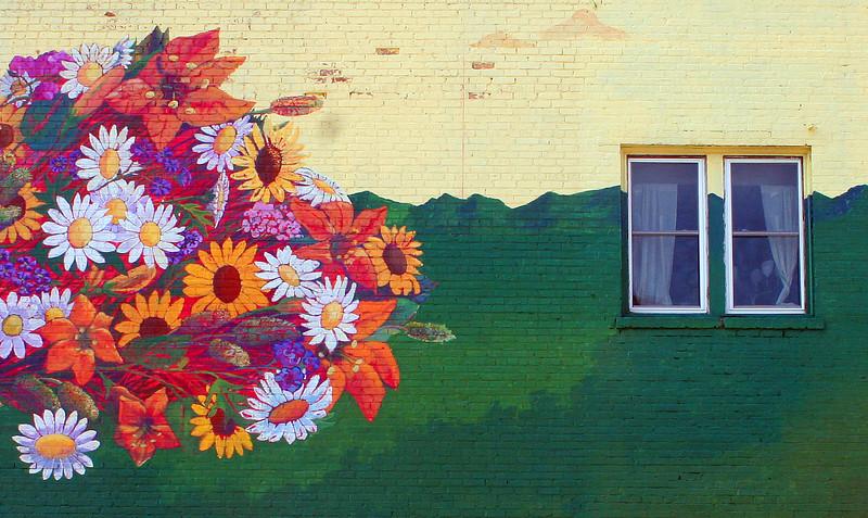 7182 Mural detail