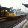 8090 departs Yorkgate. Fri 10.08.07