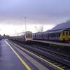 3007 arrives at Coleraine. Sun 09.12.07