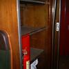 Mk2 Irish Rail Interior. Sun 09.12.07