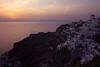 Oia's sunset, Santorini Island