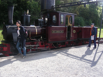 2007 Wales work trip (side-trip)