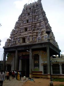 "The famous ""Bull Temple"" in Bangalore. India. Bangalore."