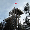 Newly build observation tower at Bruce Peninsula National Park. The view was OK but not that impressive, though I expect sunsets are dynamite from here.