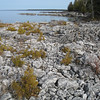 """Example of a """"boulder beach"""" accessible via the Burnt Point Loop trail. The trail itself is pretty boring, but this whole area makes the 4.5km trail worth it (or, if you get lost like me, 7km.)"""