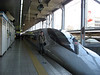 Me by the Shinkansen