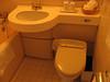 Kobe Hotel washroom