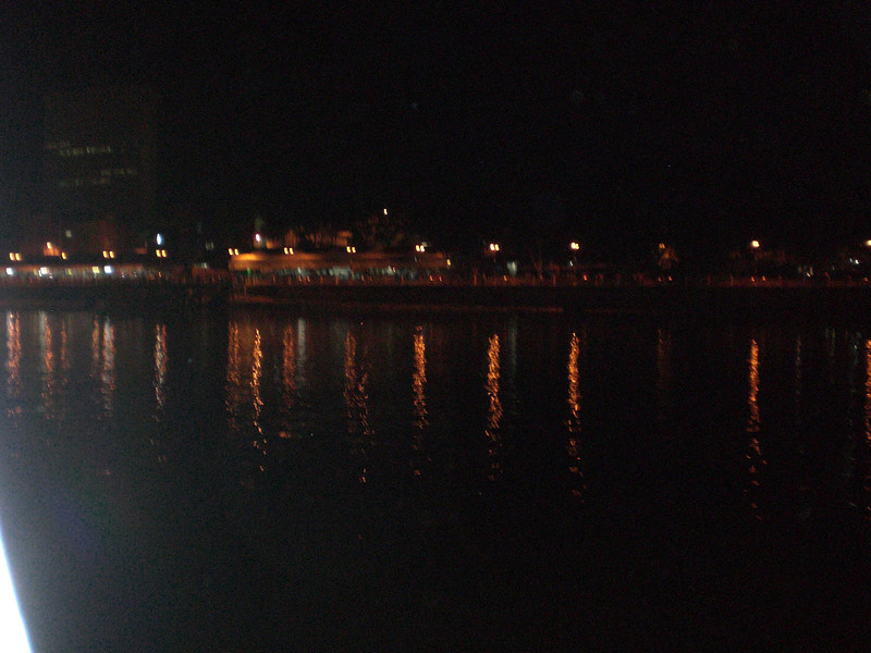 Another Kuantan night-time land view