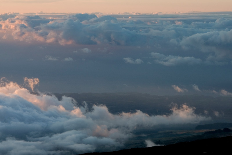 From Haleakala