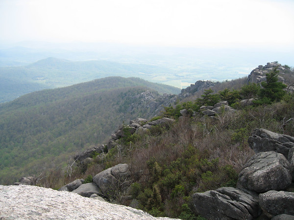 Shenandoah Valley, Apr 2007