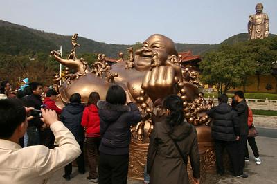 Wuxi Lingshan Buddha 13, 03-17-07