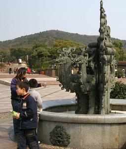 Wuxi Lingshan Buddha 09, 03-17-07